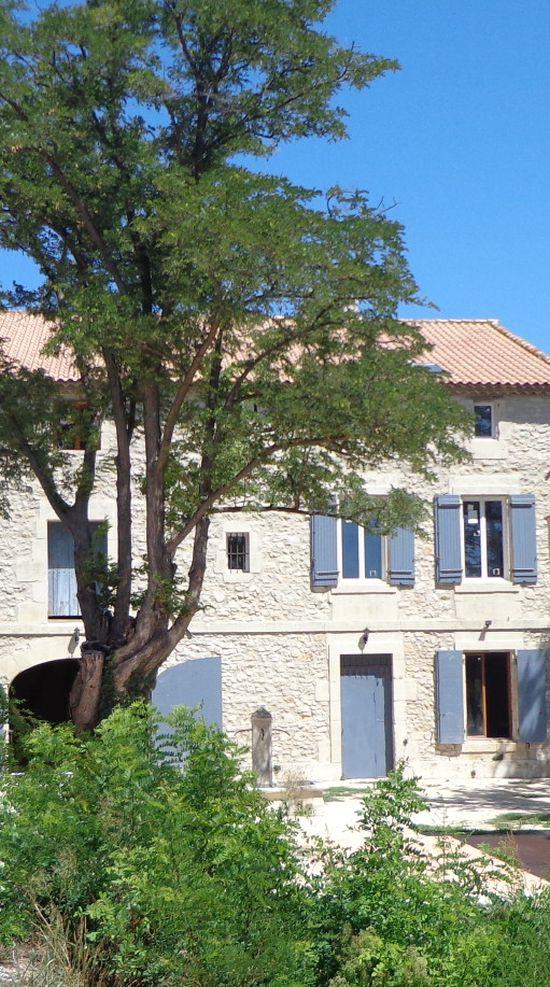 Maison a vendre a 15 mn avignon et st remy immobilier mas for Immobilier transaction
